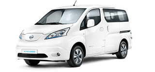 Nissan e-NV200 COMBI
