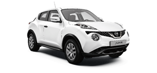Corporate Juke Acenta Arctic White Offer