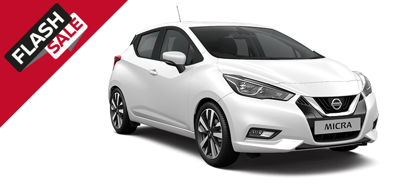 New Micra dCi N-Connecta Offer