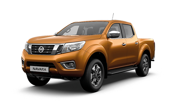 NISSAN NAVARA Double Cab Pick Up Visia 2.3dCi 163 TT 4WD