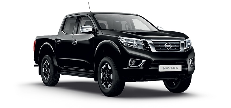 Double Cab Pick Up N-Guard 2.3dCi 190 TT 4WD Auto