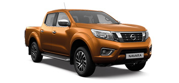 Double Cab Pick Up Tekna 2.3dCi 190 TT 4WD Auto