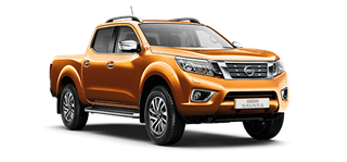 Double Cab Pick Up N-Guard 2.3dCi 190 4WD Auto