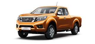 Double Cab Pick Up Tekna 2.3dCi 190 4WD Auto