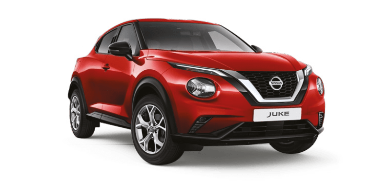 Next Generation Juke N-Connecta DCT Offer