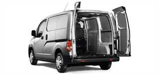 New Nissan NV200