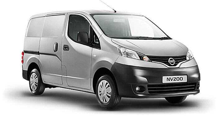 Nearly New Nissan NV200