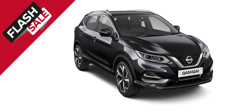 New Qashqai 1.5 dCi Tekna Offer