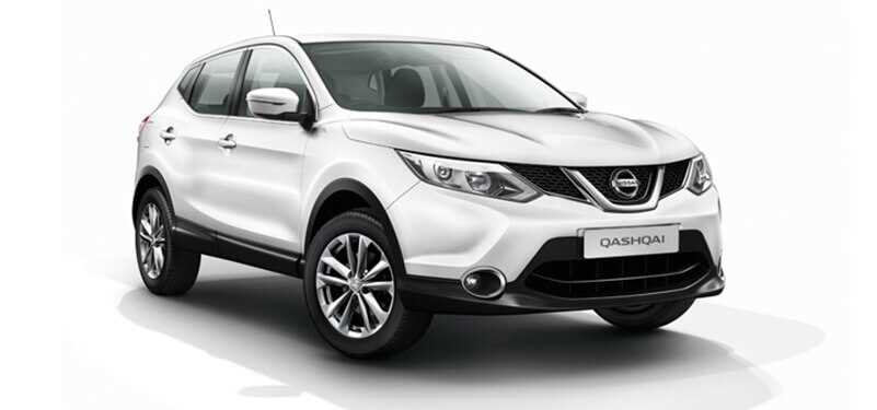 New Qashqai Extra Factor Offer