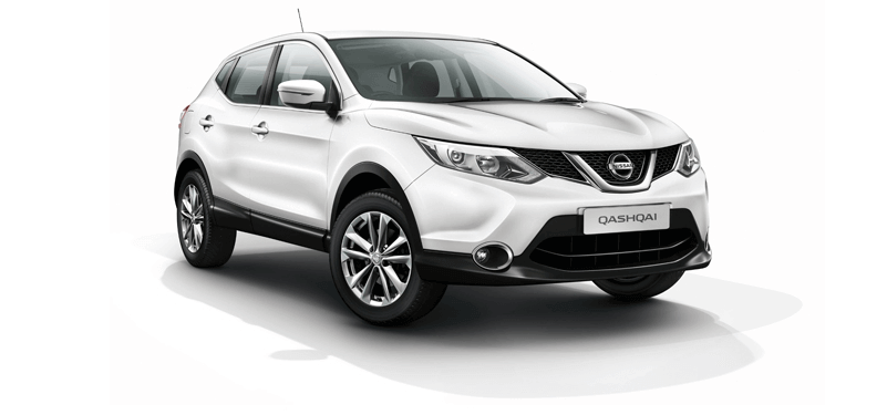 Test the Best Qashqai Offer