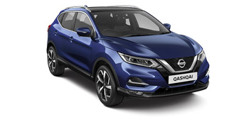 Nearly New Qashqai Acenta Premium