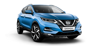 Nearly New Qashqai Offer