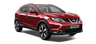Brand New Qashqai N-Connecta Offer