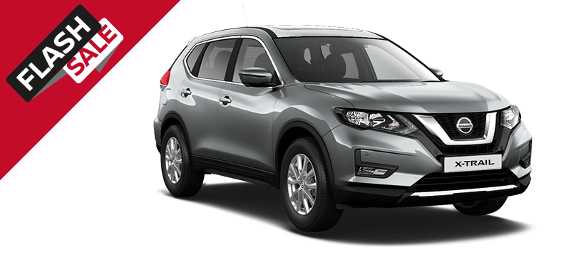 New X-Trail 1.6 N-Connecta Offer