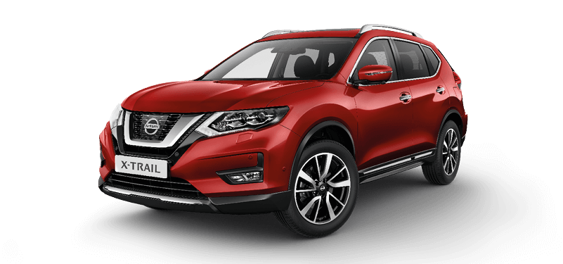 Nissan X-Trail 1.6 DiG-T N-Connecta 5dr [7 Seat]