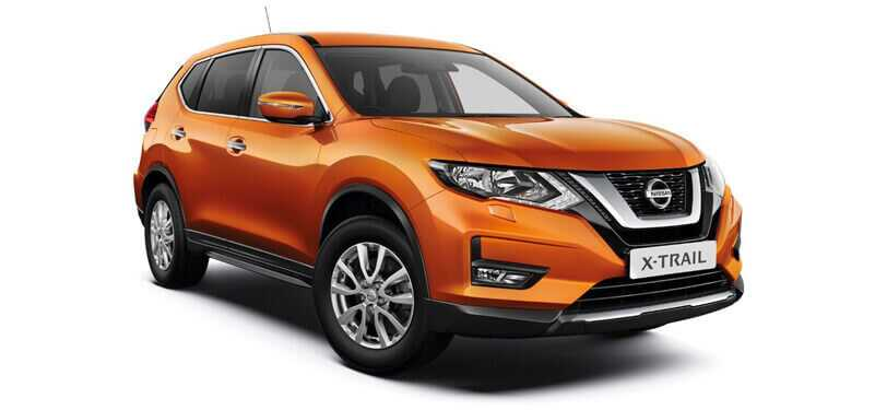 New X-Trail Tekna Offer 1