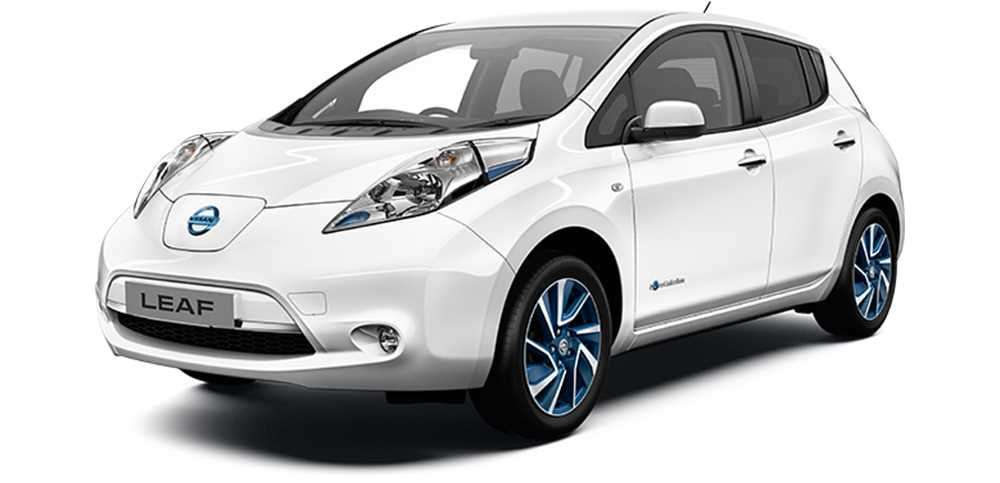 Go Green, Go Electric - Why Drive A Nissan LEAF?
