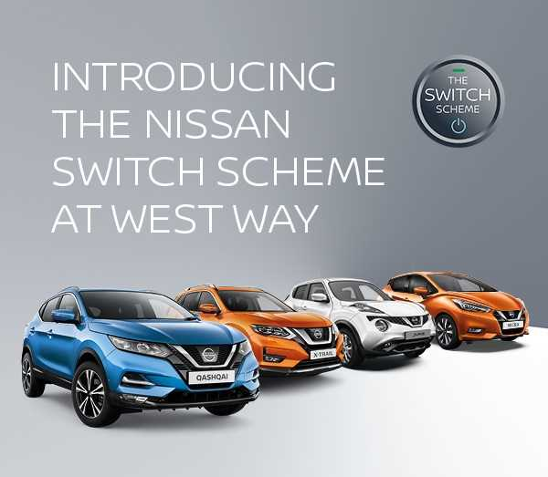 Is your car 8 years old or over? It's time to Switch to a 67 plate Nissan