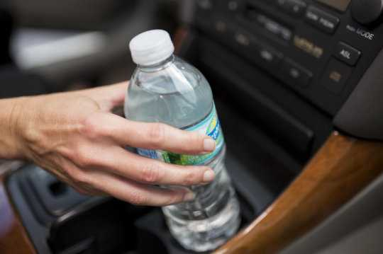 Nissan highlights dangers of driver dehydration