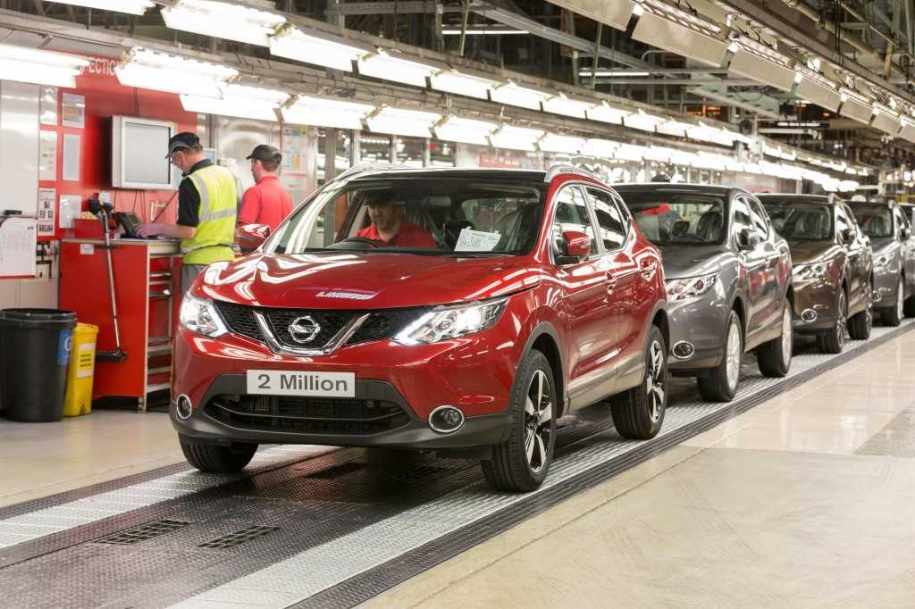 Nissan Qashqai Reaches Two Million Sales in Record Time