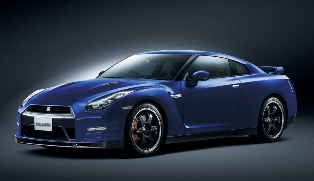 2013 Nissan GT-R gets more power!