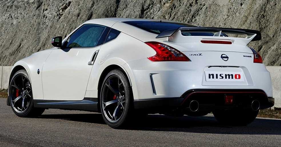 370Z Nismo Unveiled