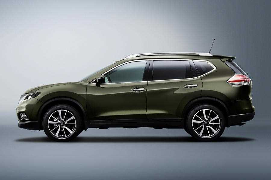 The All New 2014 X-Trail Available at West Way Nissan