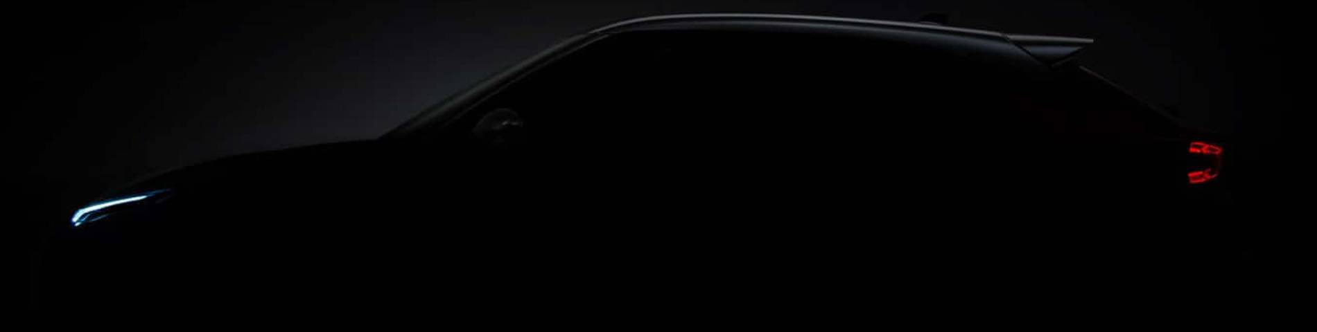 2020 Nissan Juke Teaser side view