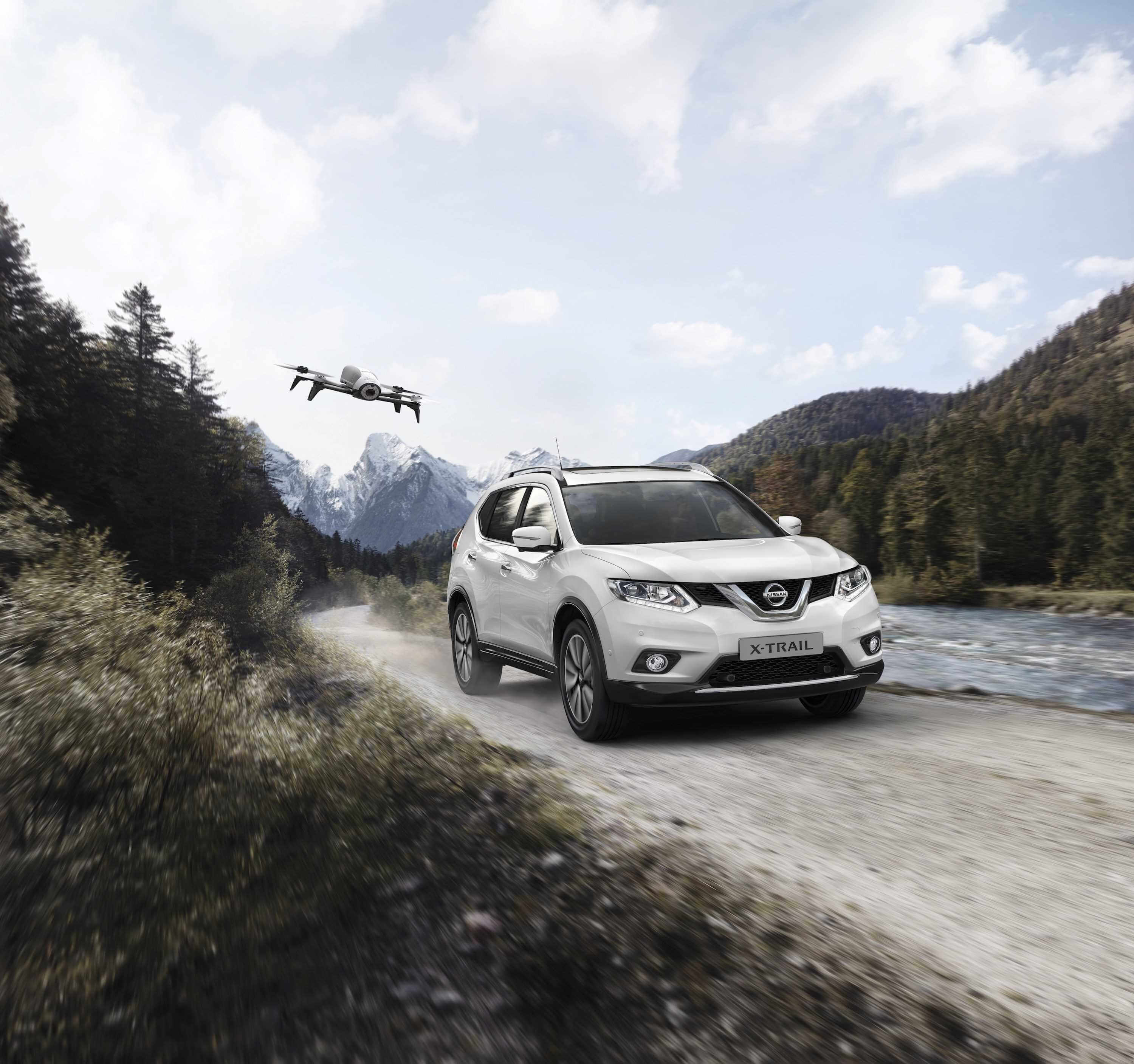 Nissan X-Trail Gets A Thrilling Addition For Capturing Memories