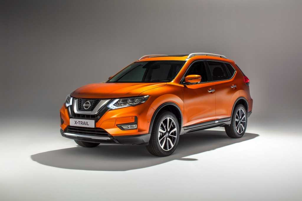 Next chapter of Nissan X-Trail success story kicks off at UEFA Champions League Final