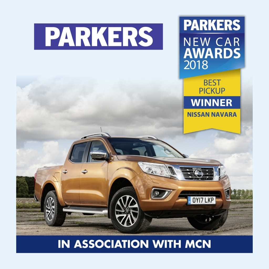 Navara Parkers Best Pick Up 2018