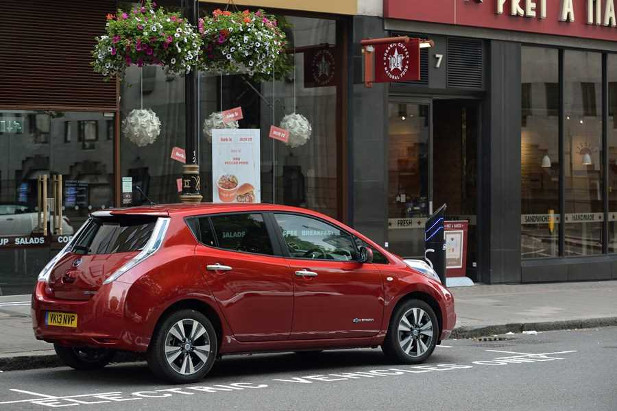 Nissan Leaf - 100% Electric Vehicle
