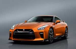 The new MY17 GT-R