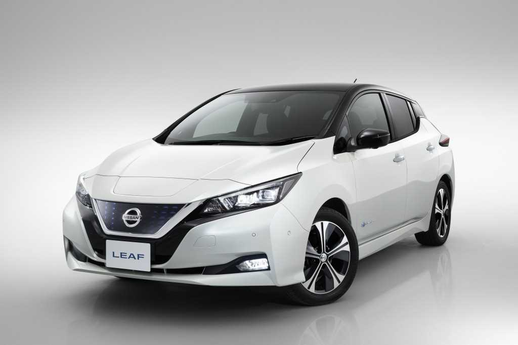 Nissan LEAF outperforms Petrol Class