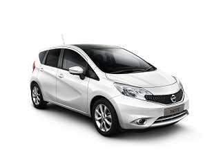 Nissan Note Available at West Way Nissan