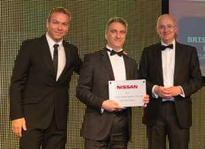 Phil Behrens Customer Quality Retailer of the Year Award 2014