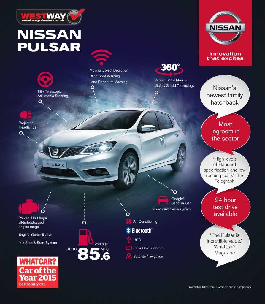 Pulsar Infographic