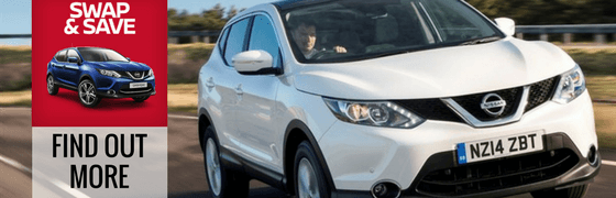 Nissan Qashqai Find Out More