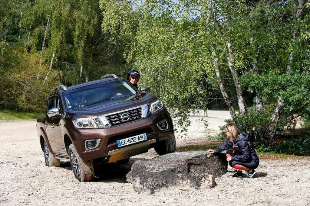 Nissan Navara Heads Stateside For 2,000km Women Only Rally