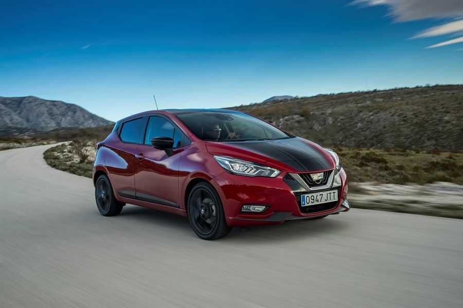 All New Nissan Micra - Red Exterior Ultimate Pack