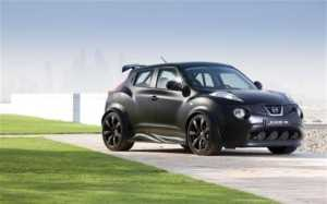 The Nissan Juke-R was revealed at the Goodwood Festival of Speed - 2015 at West Way Nissan