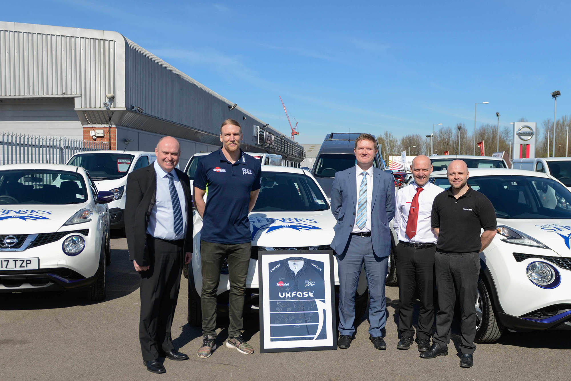 West Way Nissan Sale Sharks