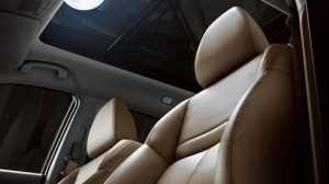 Nissan X-Trail - Interior design