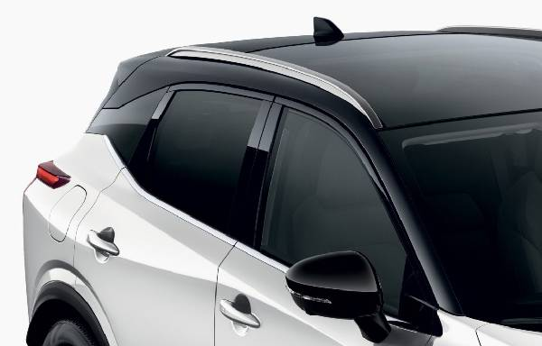all-new nissan qashqai premier edition grade two toned roof