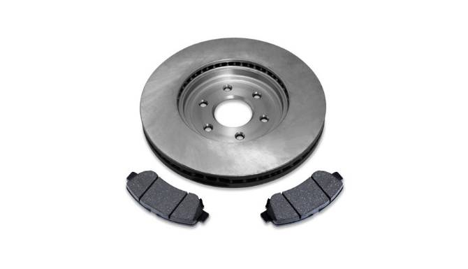 Nissan Brake Pads and Disc