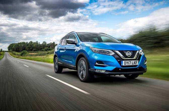 Double Award Win for Nissan at Auto Express Awards