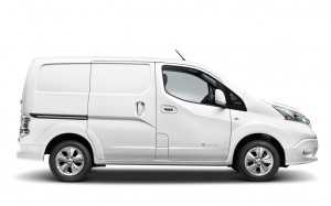 The all new 100% electric Nissan e-NV200 available at West Way Nissan