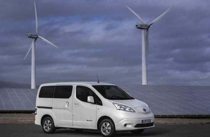 Rapidly Growing Demand For Upgraded Nissan e-NV200