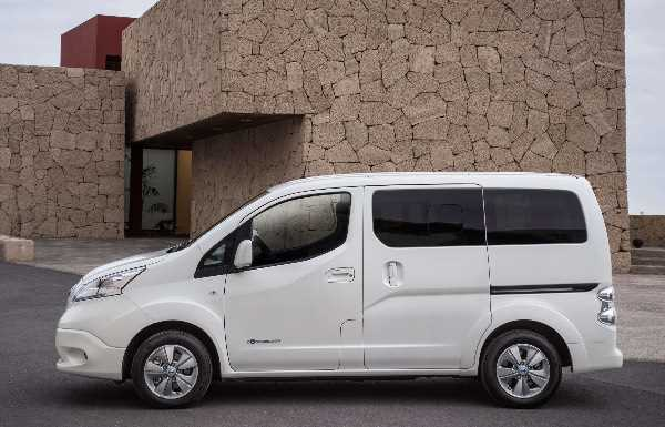 e-NV200 People Carrier