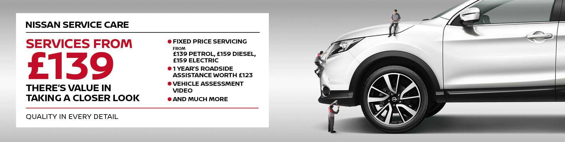 Fixed Price Servicing